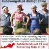 21 maj: Filmen om Lisanka visas i Stockholm