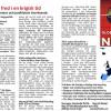 Nytt flygblad: Kamp för fred i en krigisk tid