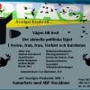 26/11 Samtal: Vägen till fred – ABF-huset Stockholm